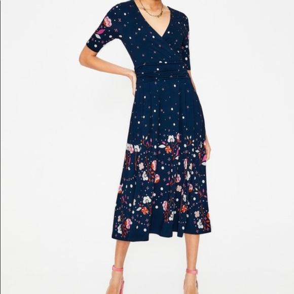 Boden Dresses & Skirts - NWT Boden Kassidy Jersey Midi Dress, size US 8R